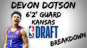 Devon Dotson Draft Scouting Video ...