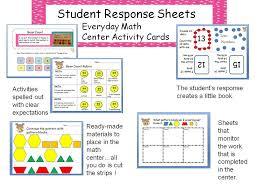 Multi-Grade Matters: Ideas for a Split Class: Everyday Math ...