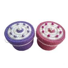Набор для вышивания 3D-stitch Н015-3 шкатулок Алтайская ...