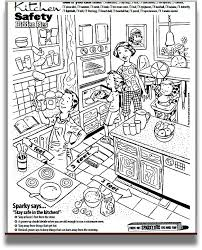 Small Picture Kitchen Coloring Pages Fabulous Wonderfull Cows In The Kitchen