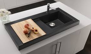 Kitchen Classy Black Kitchen Sink Double Bowl Kitchen Sink