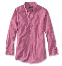 How To Make A Cool Shirt Ez Cool Poplin Mini Check Long Sleeved Shirt Orvis