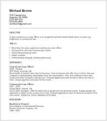 Mortgage Processor Resume Sample Excellent Loan Officer Resume