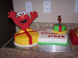 Elmo 1st Birthday Cake Unique Elmo 1st Birthday Cake Cakecentral