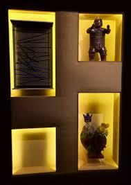 Bookshelf Lighting Art Sculpture Bookcase Bookshelf Lighting Residential Electrical 3