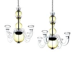 black kitchen chandelier baby blown glass flowers pottery barn brushed nickel crystal sphere modern ceiling home