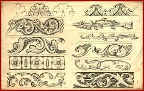 Carving Patterns Cool Wood Carving Designs Wood Carving Patterns Kerala Wood Carving