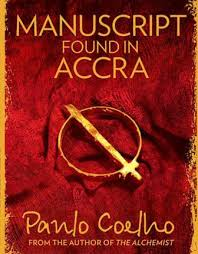 book review manuscript found in accra by paulo coelho