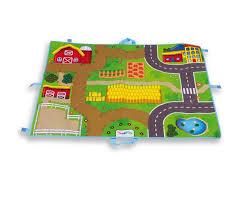 Игровой <b>коврик Viking Toys</b> Поле Viking <b>City</b> Ферма - Акушерство ...