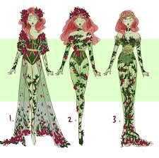Poison Ivy Designs