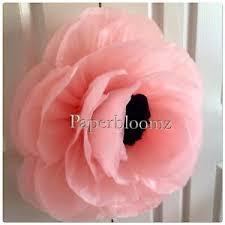 Peony Paper Flower Details About Paperbloomz Large Paper Peony Tissue Paper Flowers Wall Decorations