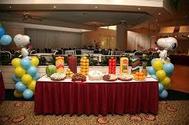 party info korean 1st birthday