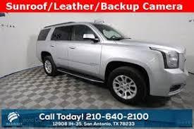 Used GMC Yukon For Sale San Antonio, TX - CarGurus