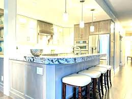 ceiling bar pendant lights hanging kitchen for glass