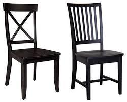 indoor chair cushions black