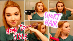 Short Hairstyles Ideas. how to style my short hair that\u0027s growing ...