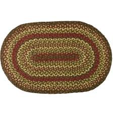 oval rugs 7x9 braided oval rugs 7x9