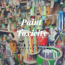 vocs in various paints
