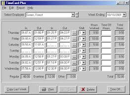 Punch Time Calculator Under Fontanacountryinn Com