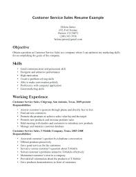 resume objectives for customer service representative resume objectives for customer service representative resumes