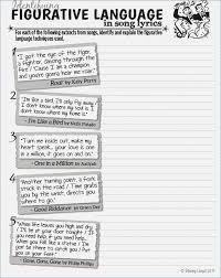 Figurative-language-worksheet- &