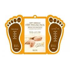 <b>Mj</b> Soft Miracle Foot Peeling Pack