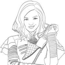 27 Delightful Descendants Coloring Pages Images Coloring Pages
