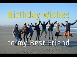 Long birthday wishes for best friend ~ Long birthday wishes for best friend ~ Birthday wishes to my best friend youtube