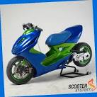 Почему глохнет скутер когда даешь газу 11