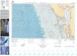 Free Bathymetric Charts Bathymetric Nautical Chart F 18 Charlotte Harbor