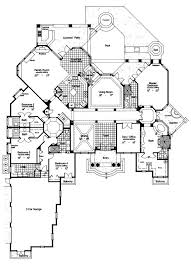 ideas about Luxury Home Plans on Pinterest   Home Plans    Luxury House Plan First Floor   D    House Plans and More This is