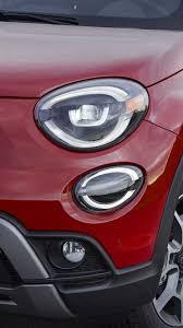 Fiat 500x Led Lights 2019 Fiat 500x Brings Its New Engine Led Headlights O America