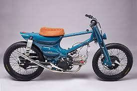 Honda super cub 2004 motorbike. Honda Super Cub Smc S Ultra Rapid Salt Shaker Bike Exif