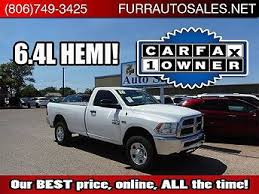 Used Ram 2500 for Sale in Lubbock, TX (with Photos) - CARFAX