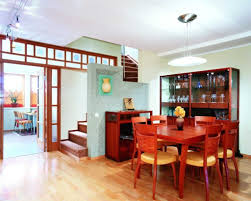 creative home office ideas design with dining room includes a wooden dining table and a vase charming dining room office