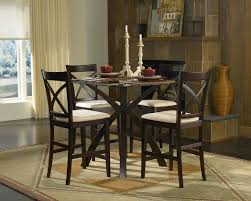 Homelegance Cantor 5-Piece Counter Height Dining Set 5380-36 ...