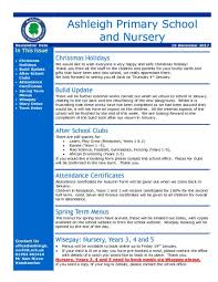 Admin – Page 6 – Ashleigh Primary School & Nursery