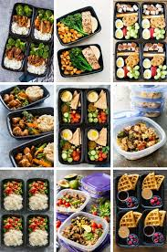 meal prep recipes are a great way to encourage healthy eating