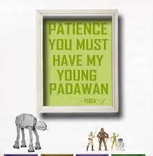 >yoda quote star wars wall art star wars nursery star wars kids  yoda quote star wars wall art star wars nursery star wars kids