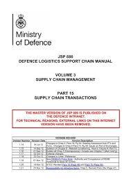 Malware / 6 best wordpress malware scan plugin to. Jsp 886 Defence Logistics Support Chain Gov Uk