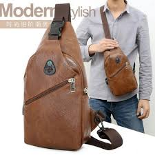 pedro ferguson leather sling bag for man tas cowok pd1888w - Tas Pria~Tas  Selempang Pria » Fashion Pria » - Tokopedia.com | inkuiri.com