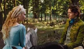 Risultati immagini per Cinderella and Prince charming+richard madden