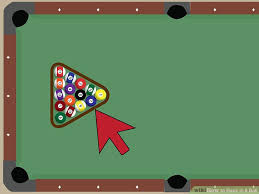 How To Rack In 8 Ball 10 Steps With Pictures Wikihow