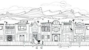 western coloring pages. Perfect Pages Wild West Coloring Page Western Pages   Intended Western Coloring Pages W