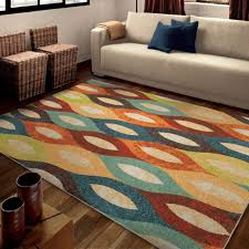 living room rugs bright multi colored area contemporary modern multicolor coffee tables western leather dining neutral color plush for rug