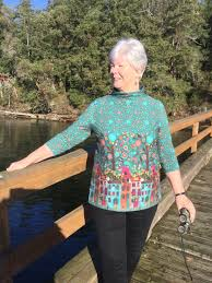Love Notions Patterns Amazing Love Notions Terra Tunic Terra Tunic Downloadable Pattern