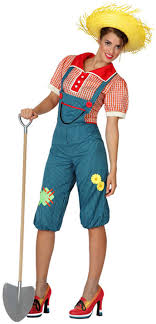 farmer costume for women s costumes and fancy dress ideal room size for 7ft pool table