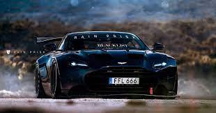 Wide Body Aston Martin Db11