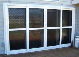 amazing double sliding patio doors double wide sliding patio security door 4 panel 72 oregon dining