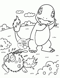 Pokemon Printable Coloring Pages Free Free Coloring Book